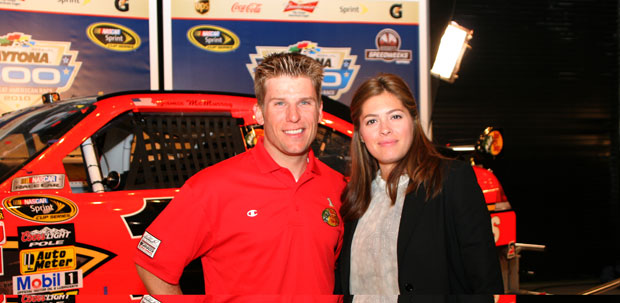 Jamie & Christy McMurray