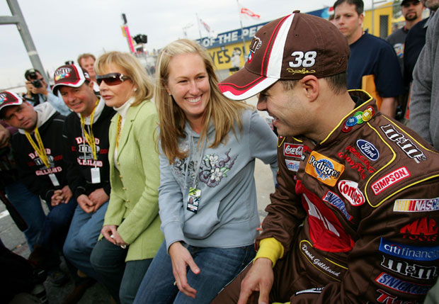 Michelle & David Gilliland circa 2007